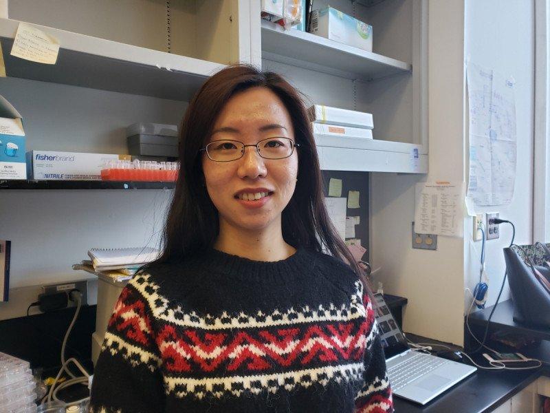 Jiang Lab Nanfang Peng