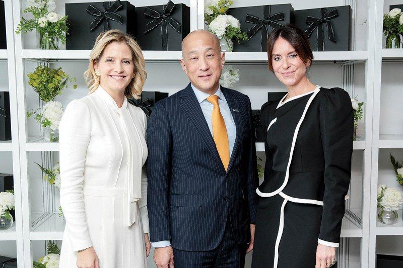 Kate Allen, Andrew Kung, and Alison Loehnis