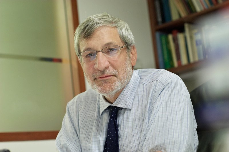 Philip Gutin, Chair of the Department of Neurosurgery