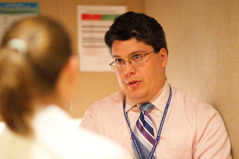 Neurologist Igor Gavrilovic