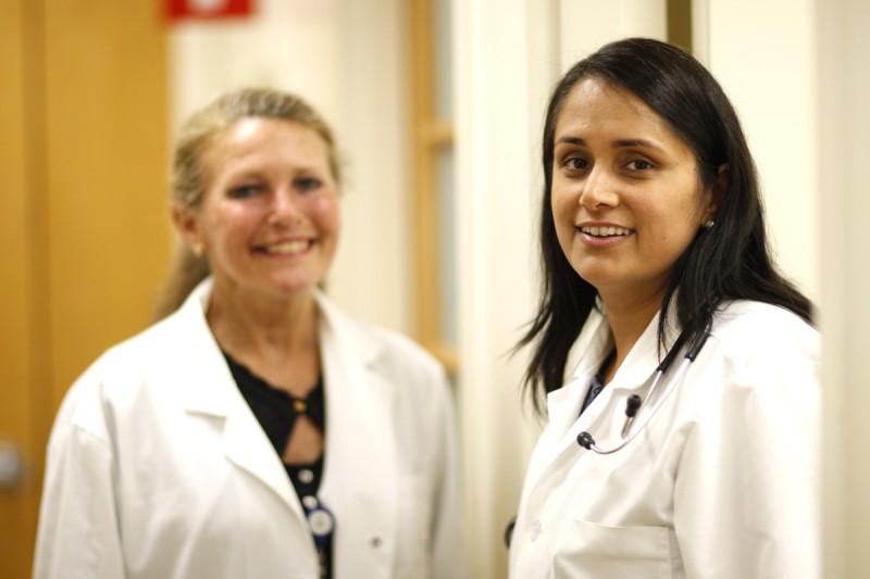Endocrinologist Monica Girotra