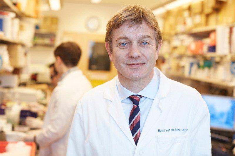 Marcel R.M. van den Brink, MD, PhD
