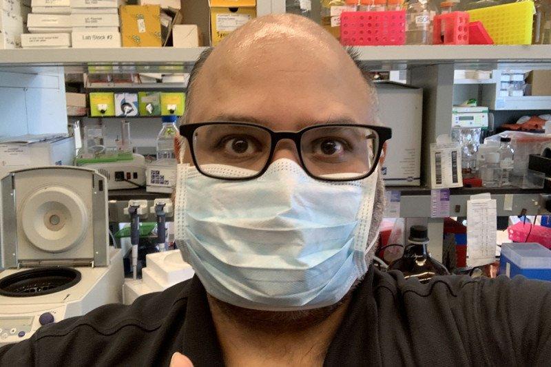 Sloan Kettering Institute molecular biologist Prasad Jallepalli