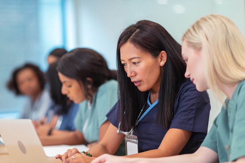 Physician assistants and nurse practictioners are important members of a person's care team at Memorial Sloan Kettering.