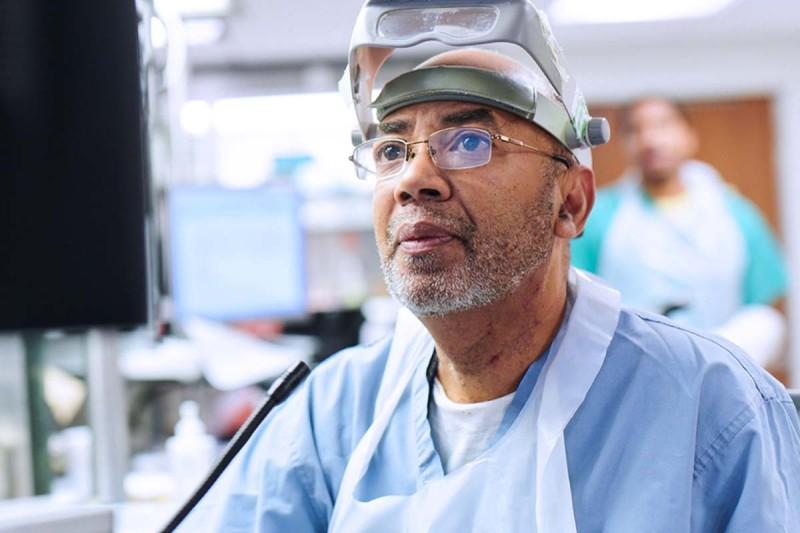 pathology assistant Fausto Gonzalez