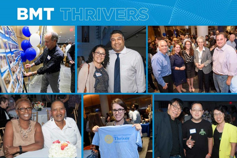VIRTUAL 2020 BMT Thrivers Celebration
