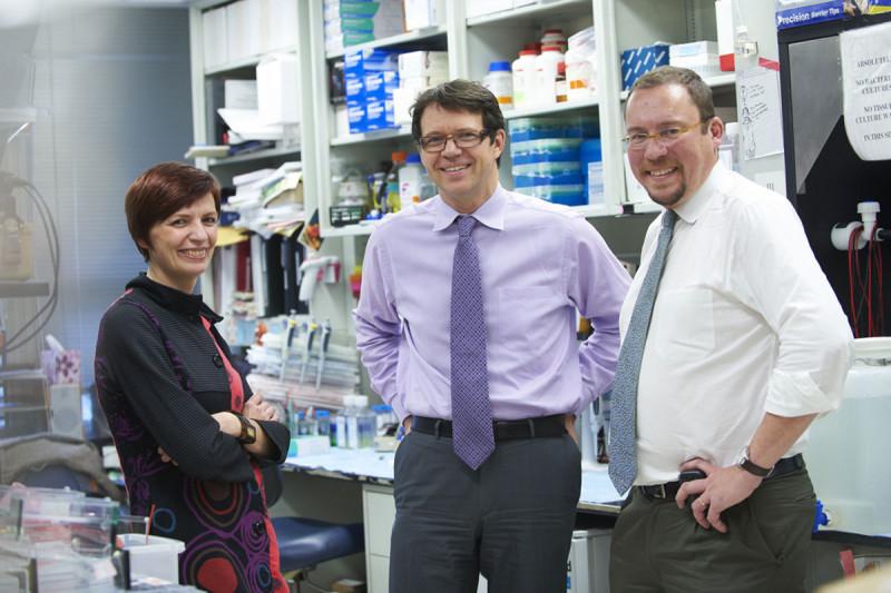Isabelle Rivière, Michel Sadelain, and Renier Brentjens