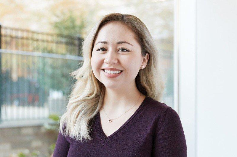 Memorial Sloan Kettering nurse practitioner Christina Najarian