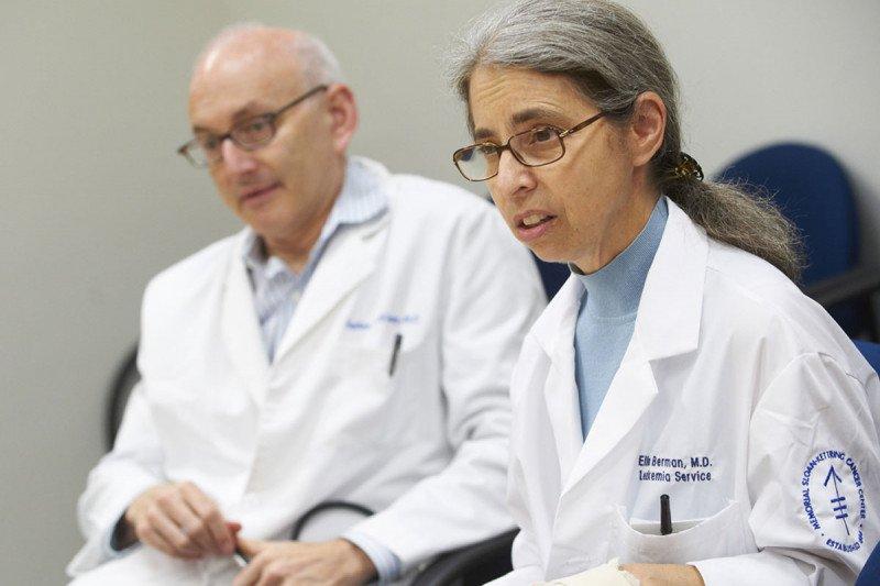 Oncóloga hematológica Ellin Berman