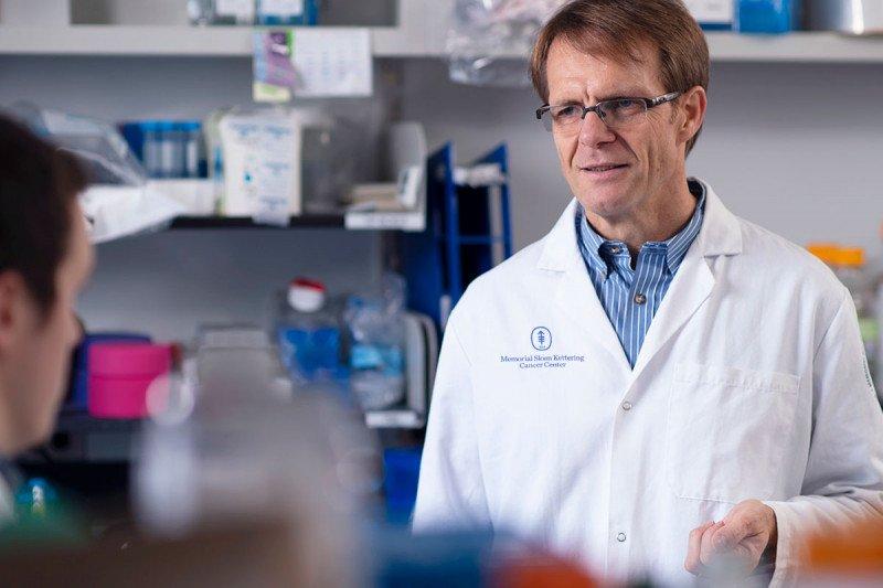 MSK developmental biologist Lorenz Studer