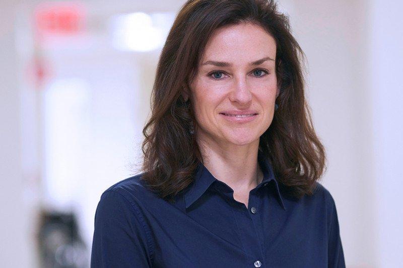Endocrinologist Dr Eliza Geer