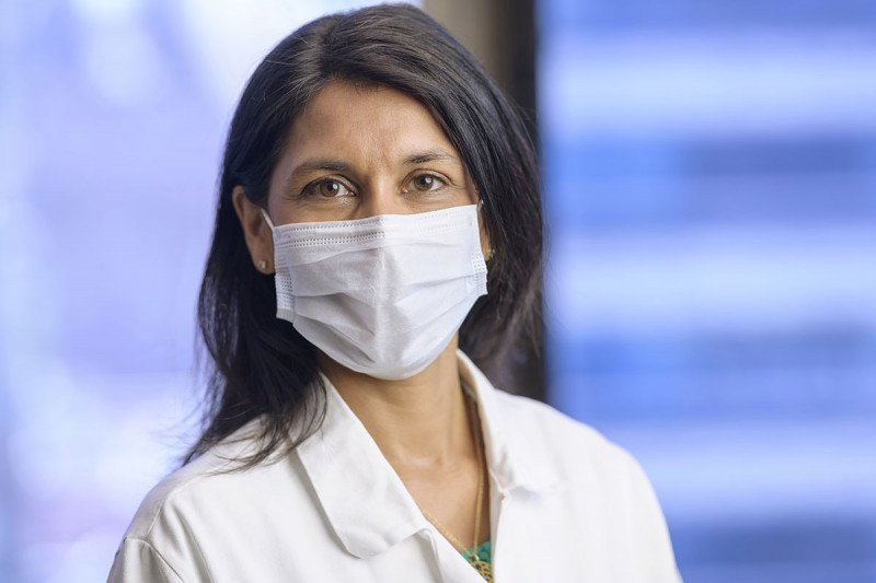 Infectious disease specialist Monika Shah