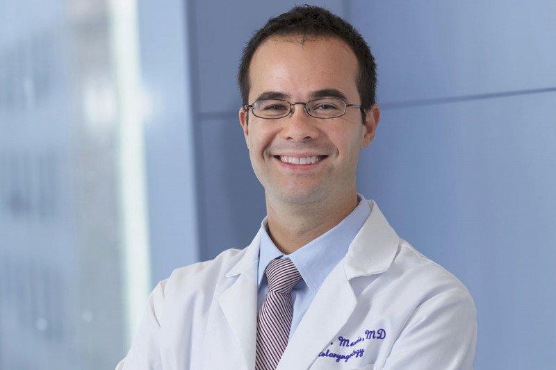 Physician-scientist Luc Morris