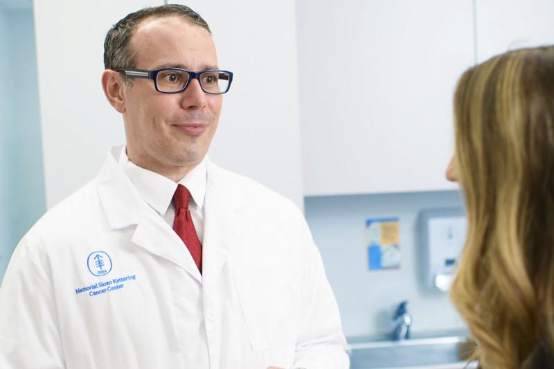 Leukemia expert Anthony Mato