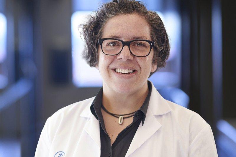 SKI Developmental Biology Program Chair Kat Hadjantonakis