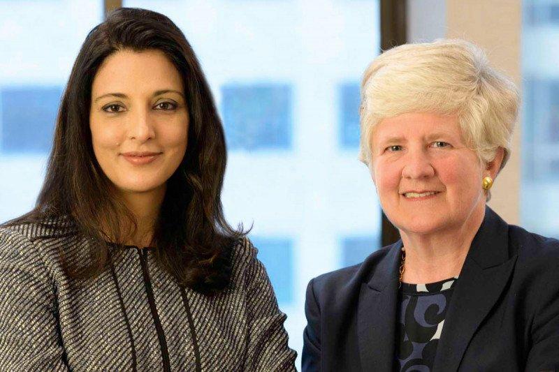 "Mini Kamboj, MD, and Cynthia McCollum were named 2020-2021 New York State ""Women of Distinction"" Awardees"
