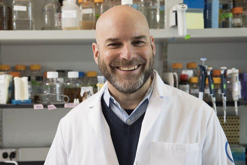 Sloan Kettering Institute molecular biologist Scott Keeney