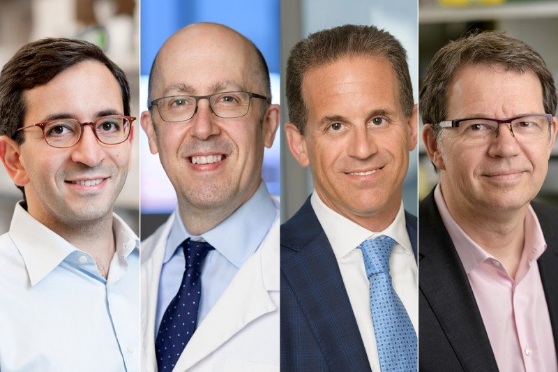 Samuel F.Bakhoum, MD, PhD, Matthew J. Matasar, MD, Ross L. Levine, MD, MichelSadelain, MD, PhD