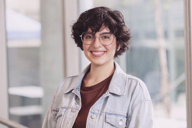 Elizabeth Zale, Graduate Student