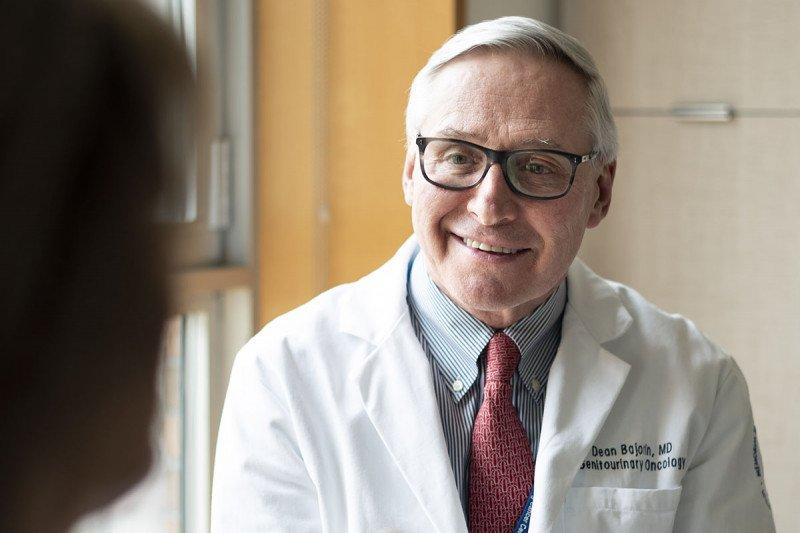Memorial Sloan Kettering medical oncologist Dean Bajorin