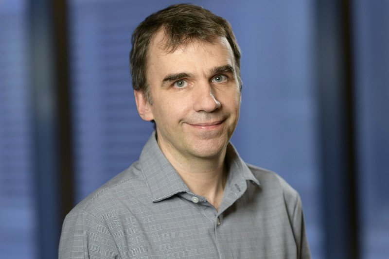 Computational biologist Nikolaus Schultz