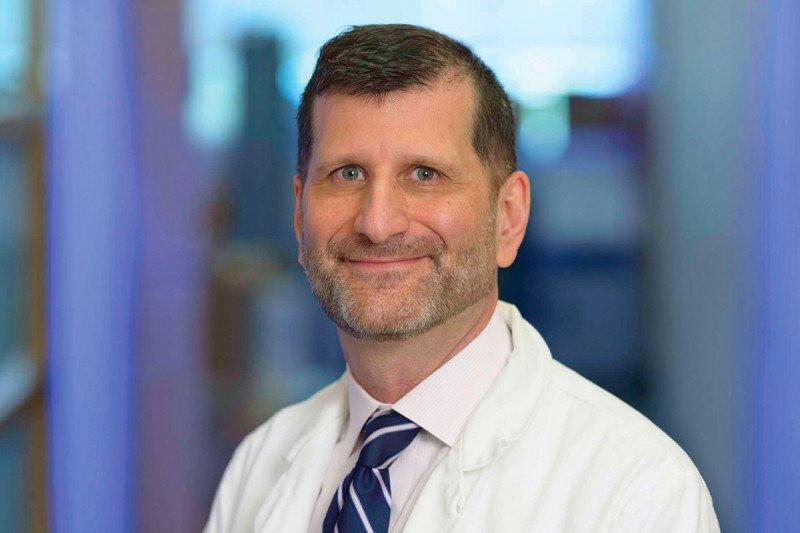 Memorial Sloan Kettering medical oncologist Michael Morris
