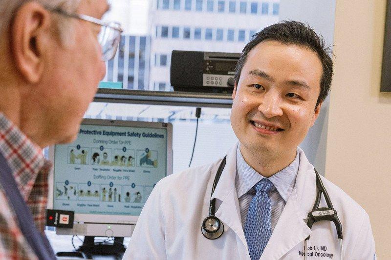 Bob Li, MD, PhD, MPH
