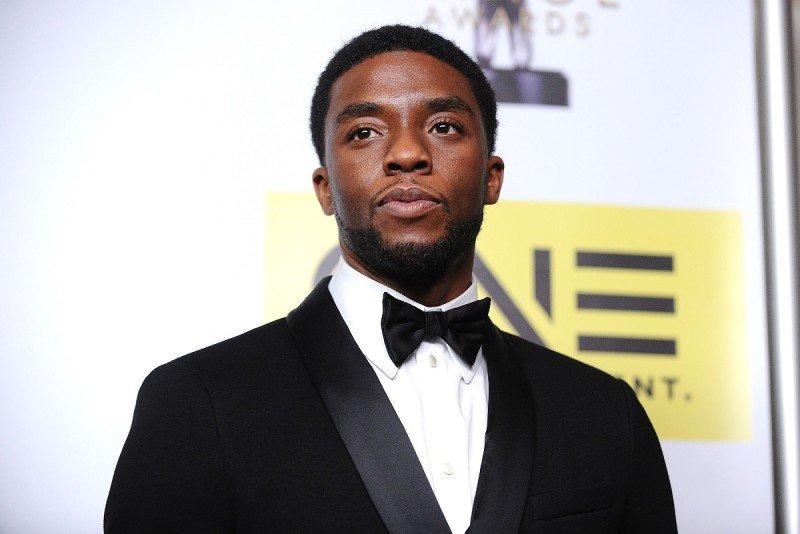 Photo of Chadwick Boseman