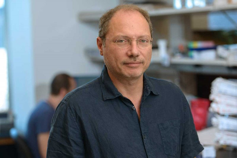 Memorial Sloan Kettering immunologist Frederic Geissmann