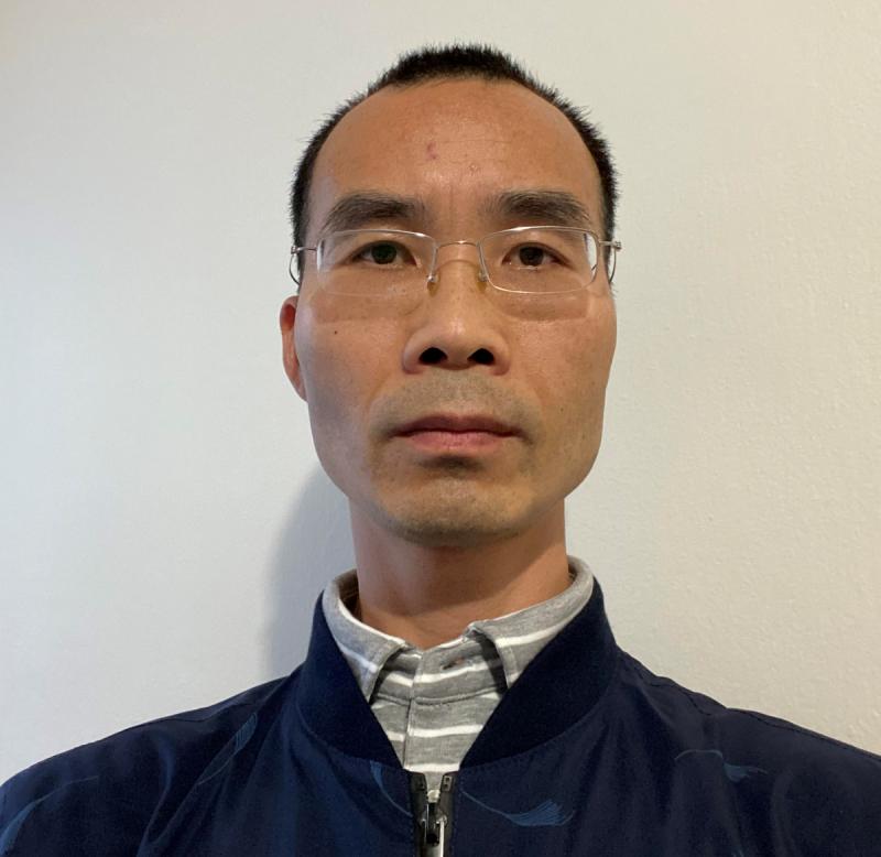 Image of Dr. Zhongke Yao