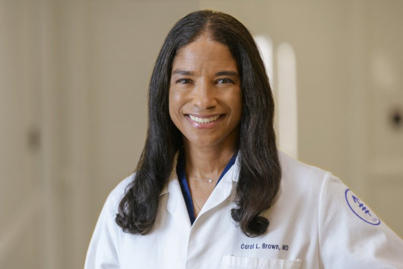 Carol L. Brown, MD, Senior Vice President and Chief Health Equity Officer; Nicholls-Biondi Chair for Health Equity at MSK