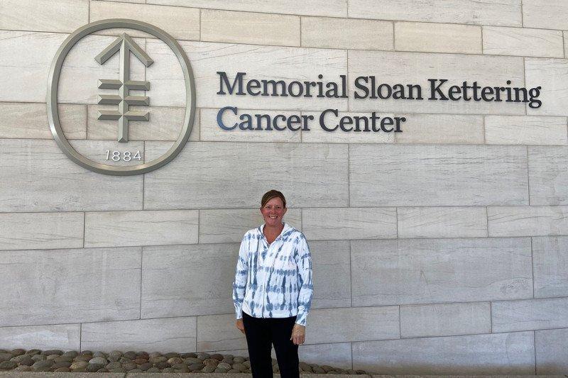 memorial sloan kettering patient katie gay