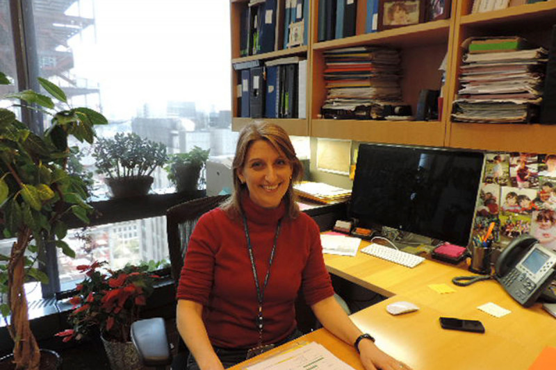 Elisa de Stanchina, PhD