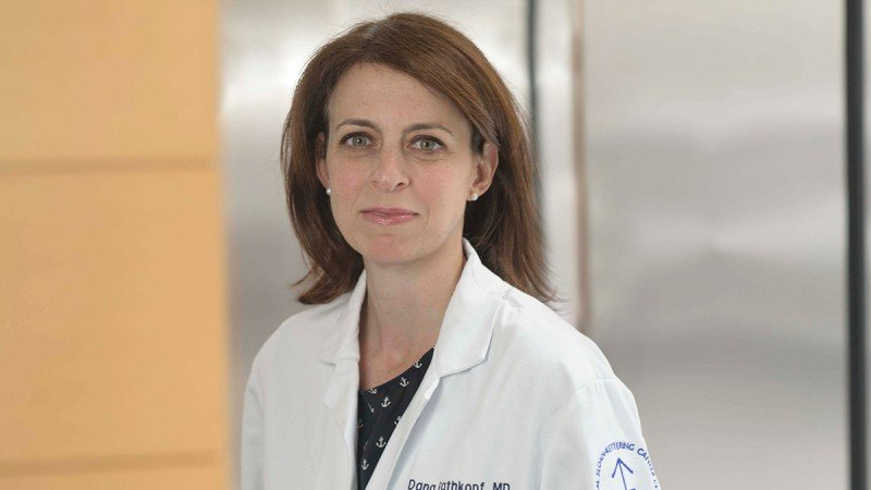Medical oncologist Dana Rathkopf discusses therapies for metastatic prostate cancer that target the androgen receptor.