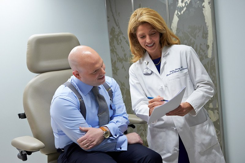 Our West Harrison patients receive compassionate and coordinated care delivered by Memorial Sloan Kettering physicians.