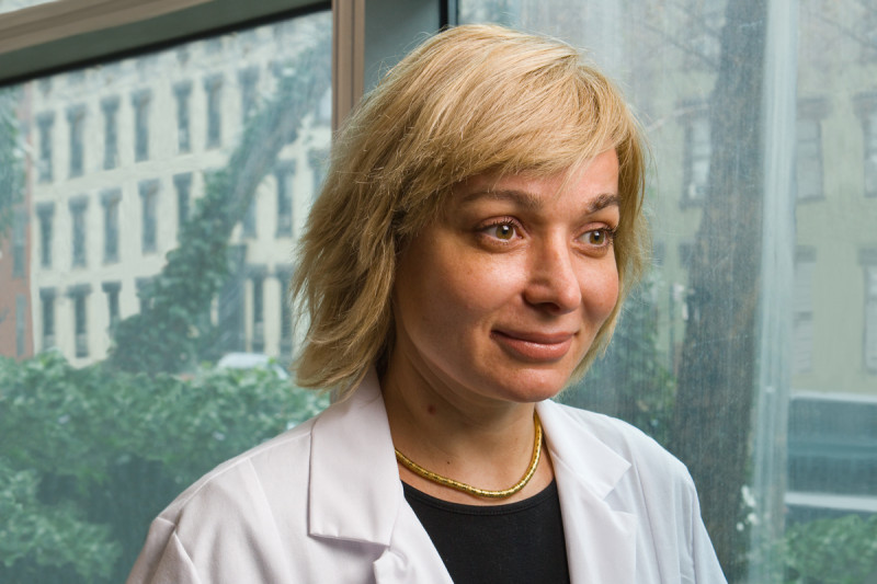 Pictured: Natalie Moryl (Khojainova), MD