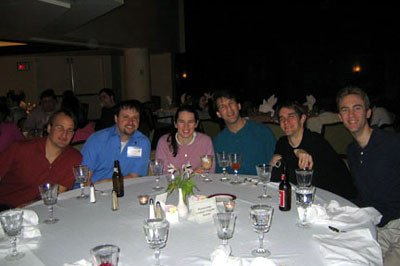 Group dinner, diversity oriented synthesis, rational drug design, and chemical biology research
