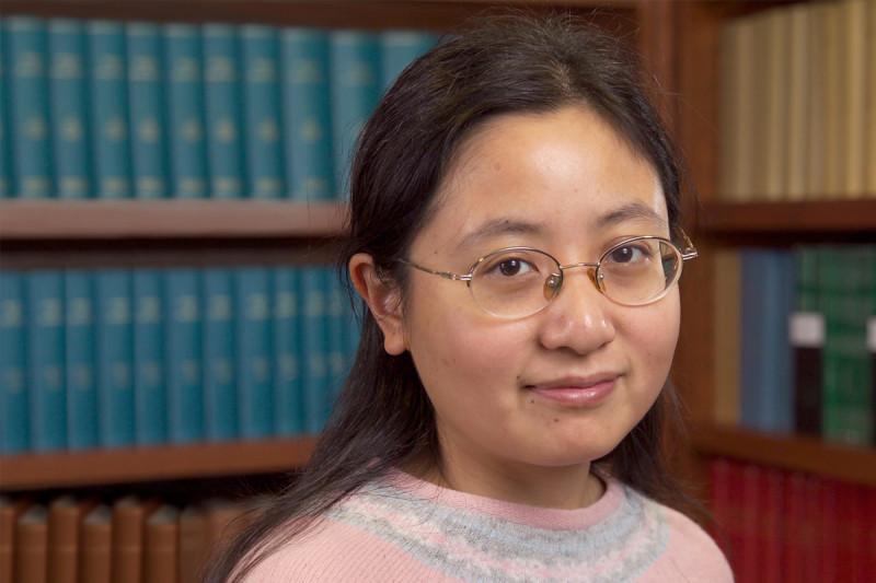 Qin Zhou, MA