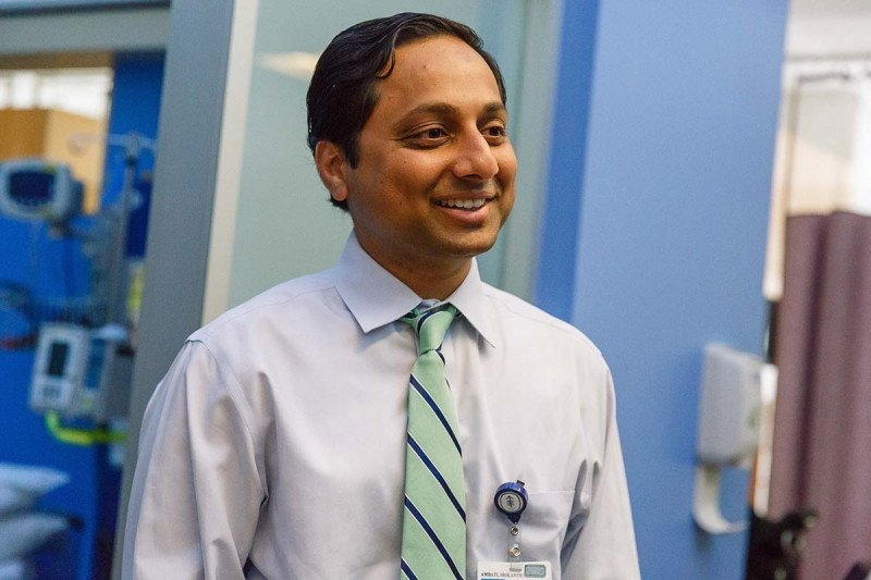 Pediatric osteosarcoma expert Srikanth Ambati