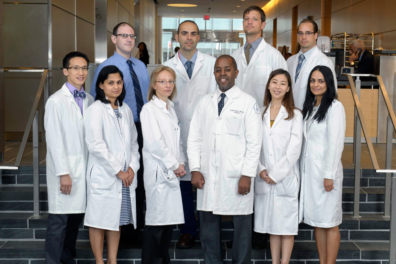 Molecular Imaging and Therapy Service Fellows and Residents