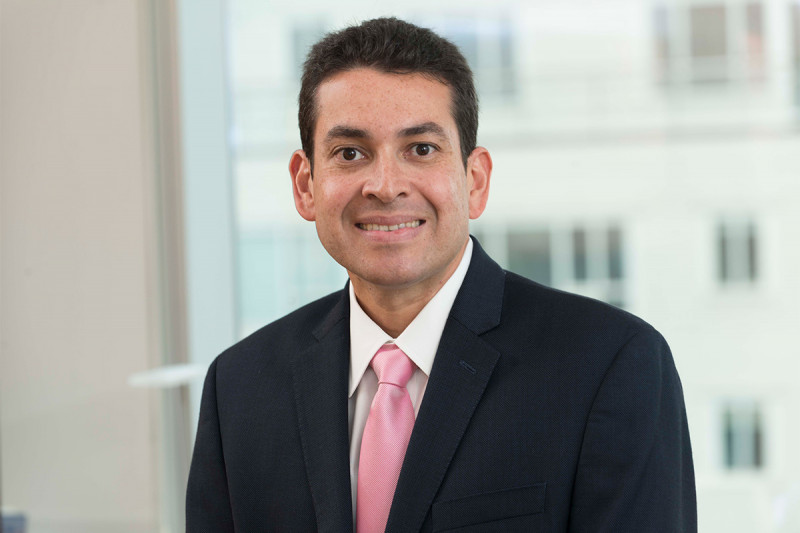 Herbert Vargas, Chief, Body, and Imaging Service