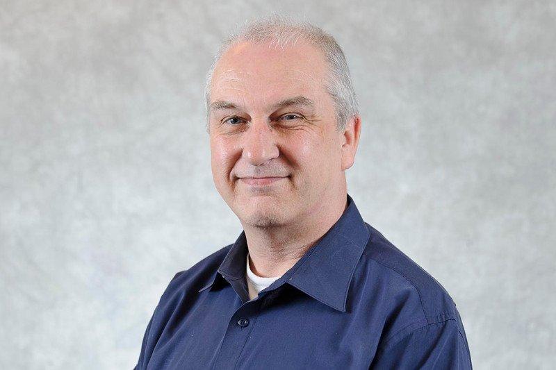 Pictured: Joseph O'Donoghue, PhD