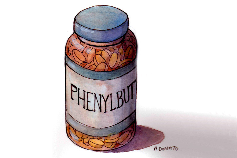 Phenylbutyrate