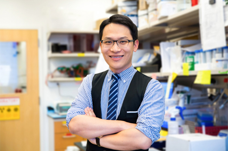 The Charles Sawyers Lab: Ping Mu | Memorial Sloan Kettering Cancer
