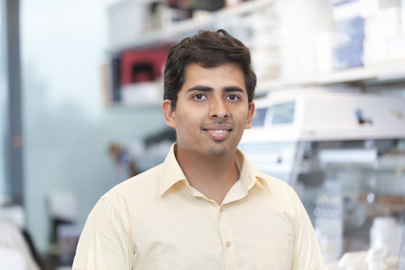 Vignesh Ravichandran, Master of Science in Bioinformatics