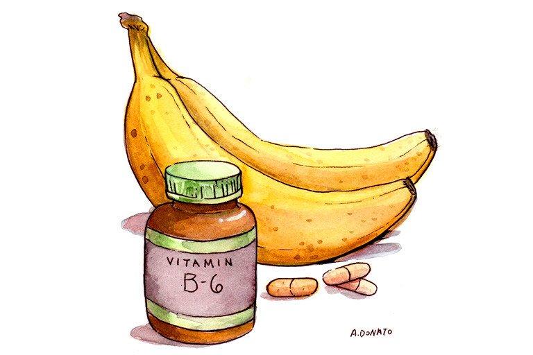 Vitamin B6, B6, Pyridoxine