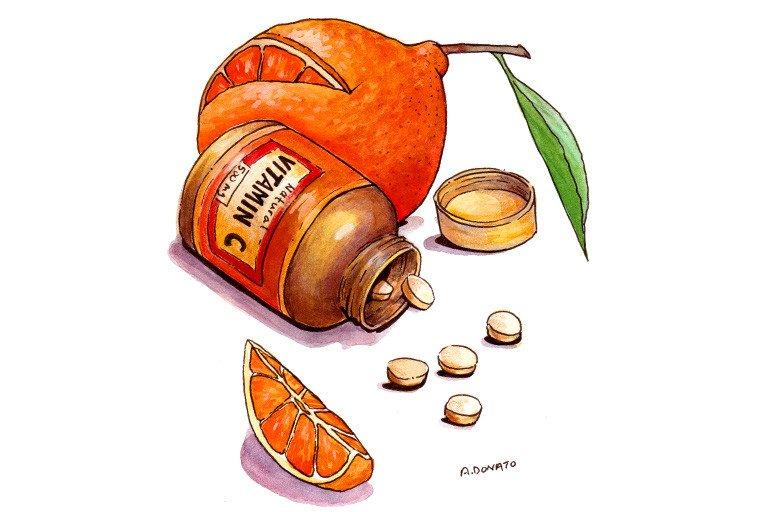 Vitamin C | Memorial Sloan Kettering Cancer Center