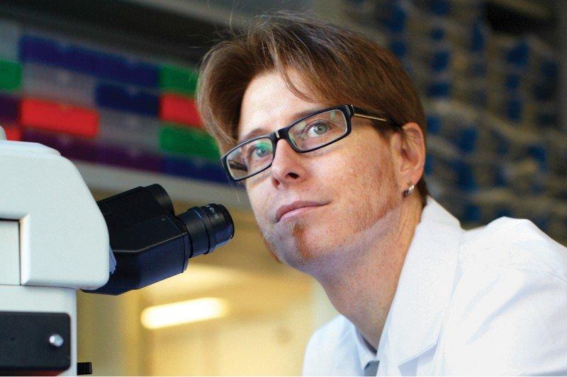 "Experimental pathologist Jorge Reis-Filho says ""liquid biopsies"" could provide more comprehensive ways to assess tumors."