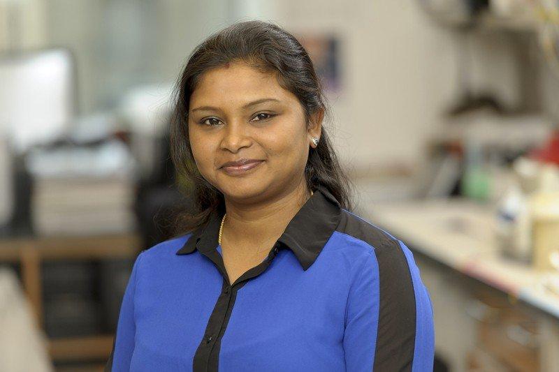 Pictured: Shanmugapriya Selvaraj