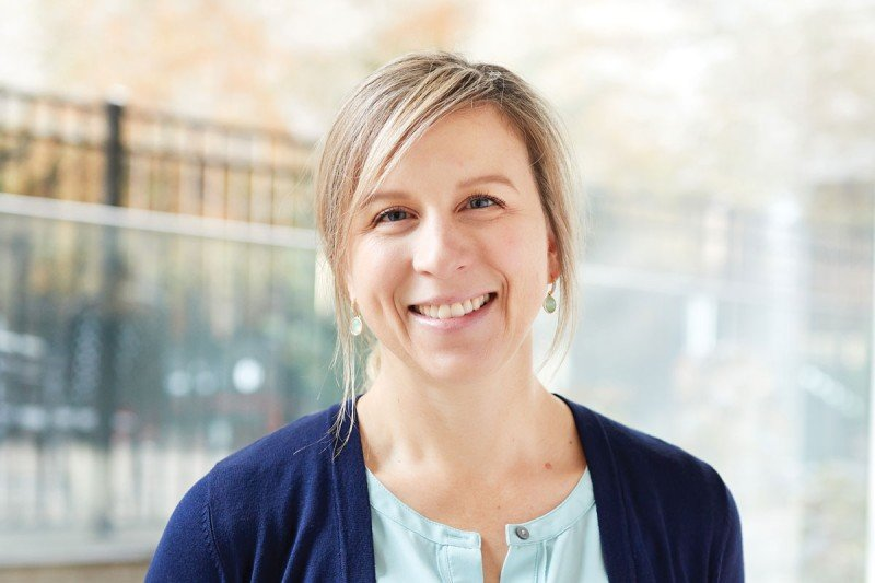 Memorial Sloan Kettering geneticist Jennifer Kennedy